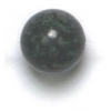 Semi-Precious 8mm Round Rain Frost Jade